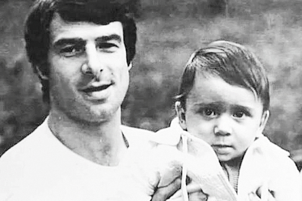 Сын Валерия Харламова: «Отец хотел, чтобы я занимался футболом»