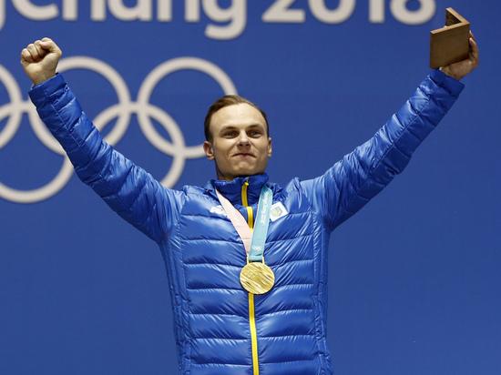 Украинские патриоты предложили лишить Александра Абраменко золотой медали