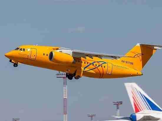 СМИ сообщили о странном поведении Ан-148 перед крушением