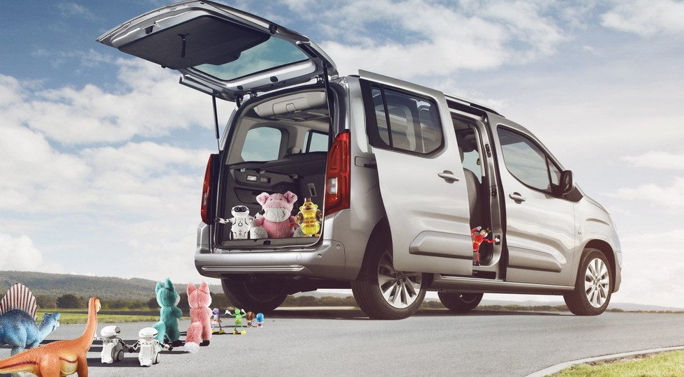 Opel представил вэн Combo нового поколения