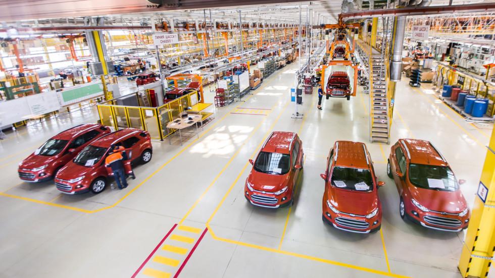 Прогноз Минпромторга: к 2025 в РФ будут выпускать по 2,5 млн автомобилей в год