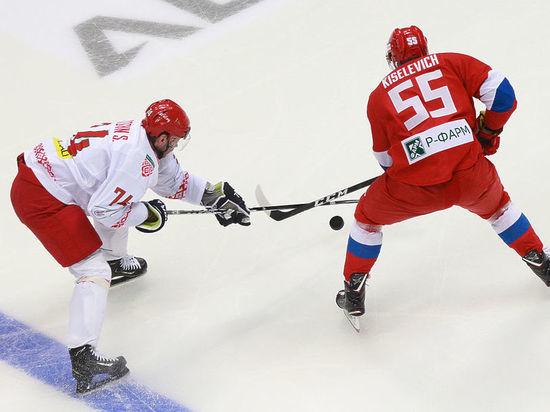 Победа сборной России по хоккею: команду Знарка раззадорили дисквалификации
