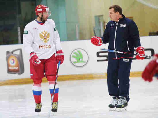 Россия – Норвегия: онлайн-трансляция хоккейного четвертьфинала на Олимпиаде 2018