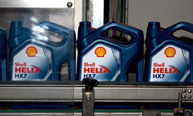 Shell в ближайшие 10 лет вдвое увеличит объём выпуска масел в РФ