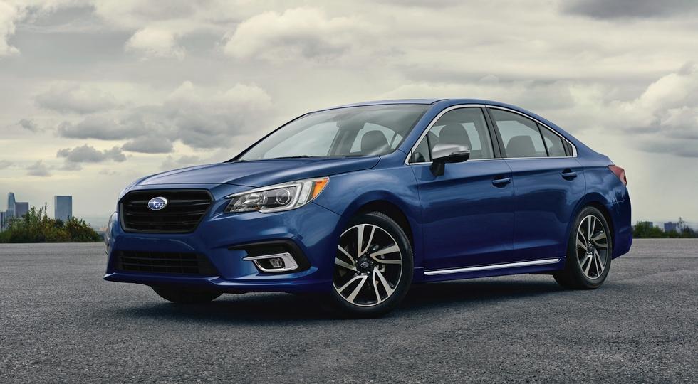 Subaru намерена нарастить продажи машин в России