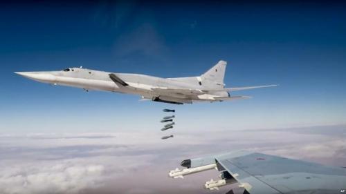 Пролог к наступлению: сирийские ВВС совместно с ВКС начали воздушную операцию