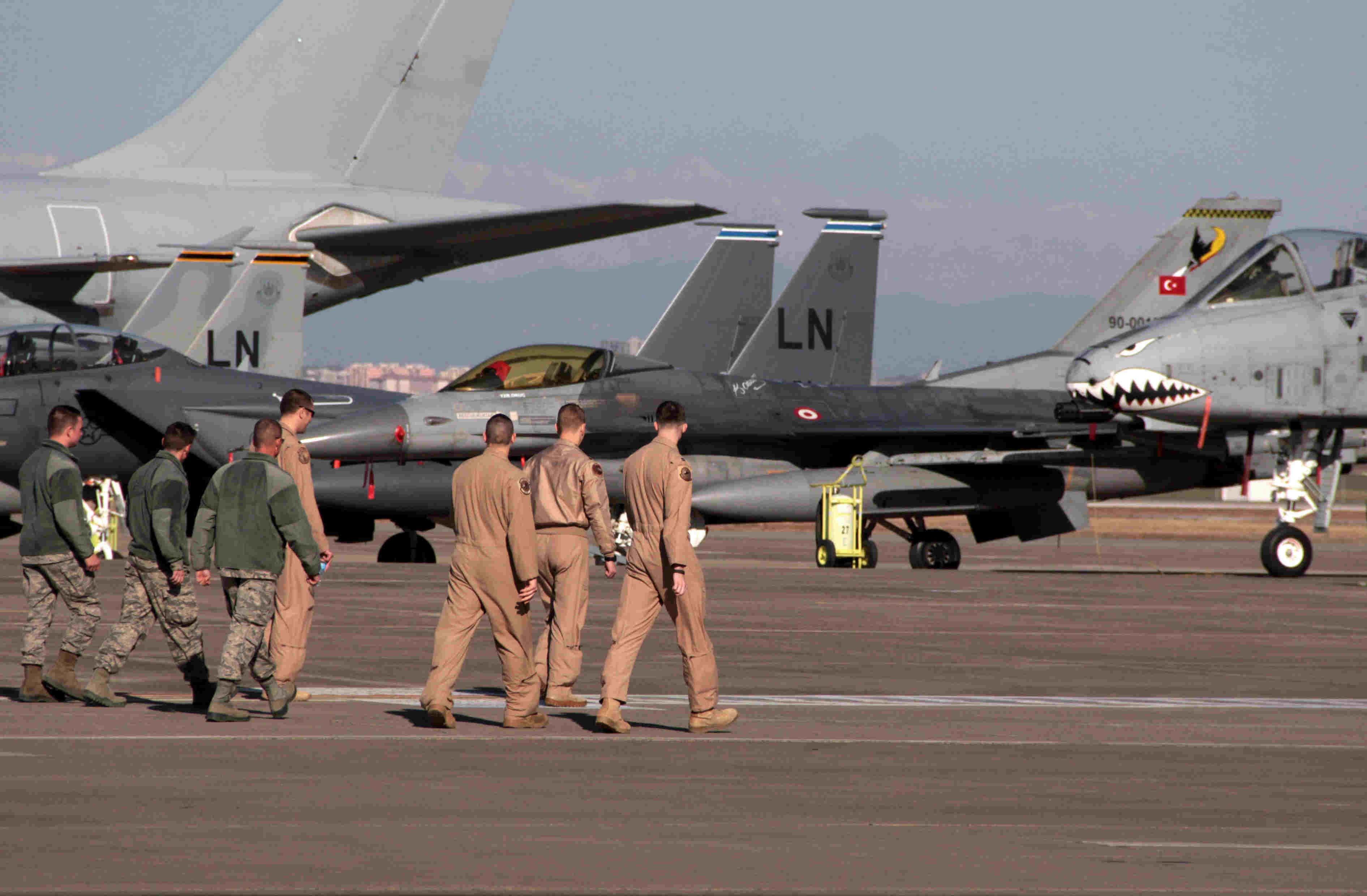 Зашатался краеугольный камень НАТО на южном рубеже – Инджирлик