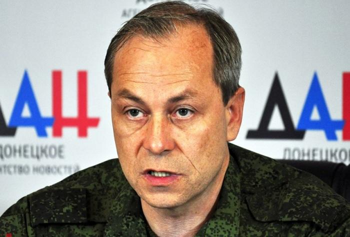 Басурин: ВСУ за сутки 542 раза нарушили перемирие