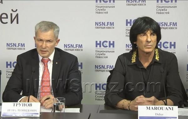 Киркоров просит привлечь Маруани и Трунова к ответственности за клевету