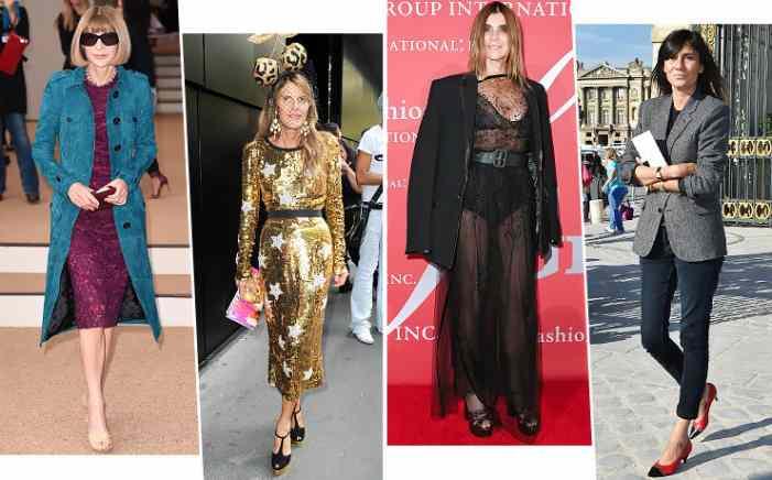 Модный фрик или «классическая француженка»: как одеваются редакторы глянца