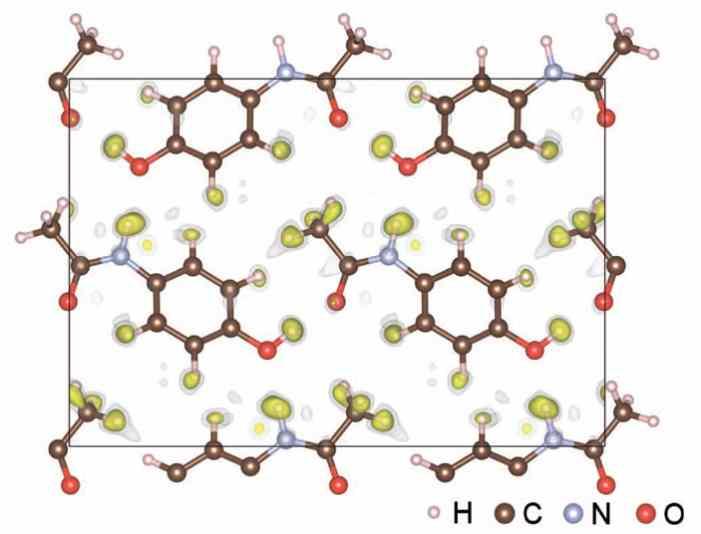 Водород сдает позиции: спомощью электронной дифракции удалось «увидеть» его атомы внанокристаллах