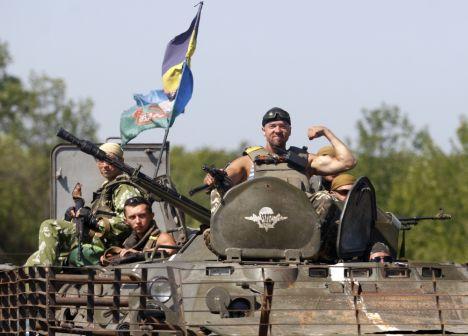 Загнанный в угол Киев возобновляет войну. Брайан Макдоналд