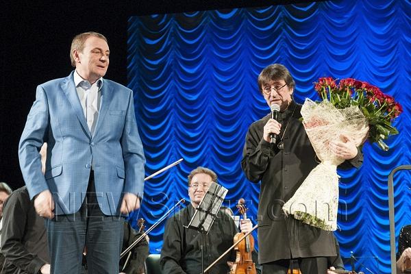 Фестиваль Башмета в Сочи открылся сюрпризами