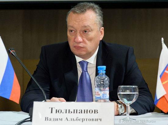 Сенатор Вадим Тюльпанов скоропостижно скончался после теракта в Санкт-Петербурге