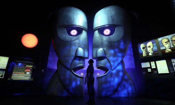 Посвященная Pink Floyd выставка открылась в Лондоне