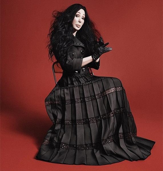 Cher получит премию «Икона» от Billboard
