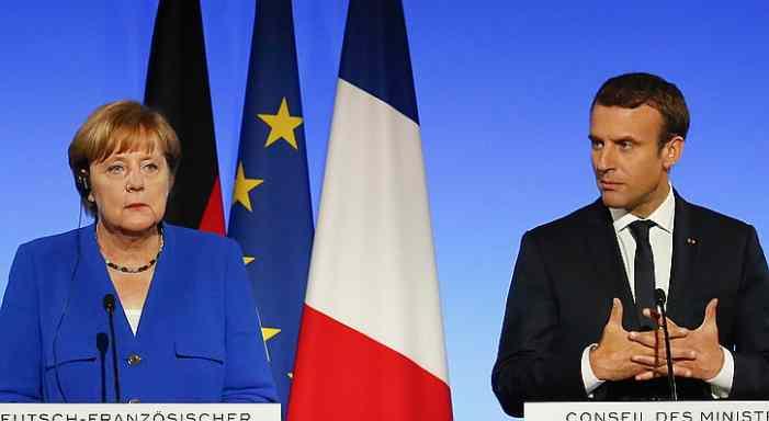 Партия мэра Львова дерзко ответила Меркель и Макрону
