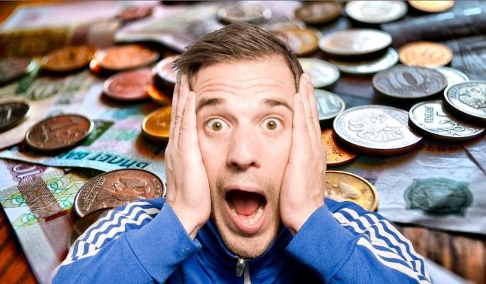 Бешеный скачок доллара сделает нищими миллионы россиян